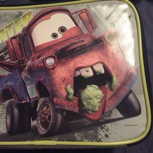 Child's Lunch Box - Mater - Disney Pixar - Cars